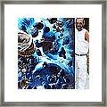 Alien Pirates Framed Print