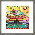 All Creatures Were Stirring Even The Mice Framed Print