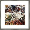 All This World Is Framed Print
