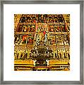 Almudena Cathedral Framed Print