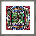 Ameliorate Framed Print by Teal Eye  Print Store