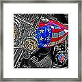 American Ride Framed Print