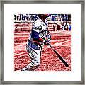 An American Sport Framed Print