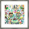 And Joining At Last Its Mighty Origin Framed Print