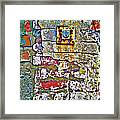 And Key Is Lost Framed Print