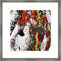 Angel Of Debris Framed Print