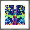 Angel Wings Framed Print by Vijay Sharon Govender