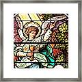 Angel With A Chalice Framed Print