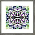 Angelic Dimensions Framed Print