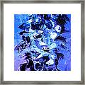 Angels Sky Framed Print