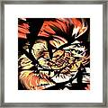 Anger Management Framed Print by Anastasiya Malakhova