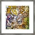 Animals Gone Wild Framed Print