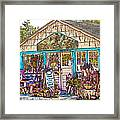 Another Roadside Attraction Framed Print