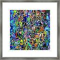 Anthyropolitic 1 Framed Print