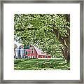 Appleton Barn Framed Print