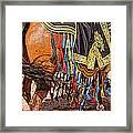 Arabian Native Show Framed Print