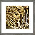 Arches At St Marks - Venice Framed Print