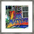 Art Matters Framed Print