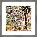 Art Therapy 177 Framed Print