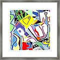 Art Therapy II Framed Print