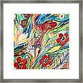 Artwork Fragment 22 Framed Print