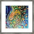 Artwork Fragment 38 Framed Print