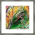 Artwork Fragment 48 Framed Print