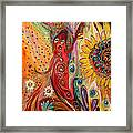 Artwork Fragment 59 Framed Print