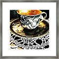 Asian Teaware Framed Print