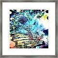 Astral Sands Framed Print