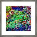 At The Cellular Level Framed Print