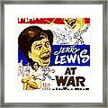 At War With The Army, Us Poster Framed Print
