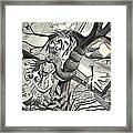 Atonement Framed Print by Glen Sanders