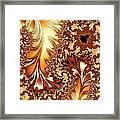 Autumn Breezes Framed Print