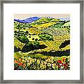 Autumn Remembered Framed Print