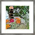 Autumn Zen Framed Print