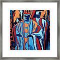 Baba O'loja Framed Print