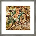Back Patio Framed Print by Nikolyn McDonald