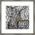 Ball Next To The Mill Framed Print
