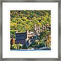 Bannerman's Castle Framed Print