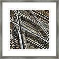 Bannon Diamond 05 Hdr Framed Print