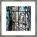 Baptism Of Jesus  Framed Print