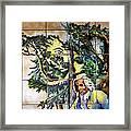 Bastille Metro No 4 Framed Print