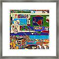 be a good friend to those who fear Hashem 10 Framed Print by David Baruch Wolk