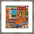 be a good friend to those who fear Hashem 11 Framed Print by David Baruch Wolk