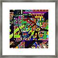 be a good friend to those who fear Hashem 16 Framed Print by David Baruch Wolk