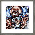 Bears And Cubs Framed Print by Big Mike Roate