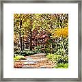 Beautiful Afternoon Framed Print