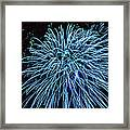 Beautiful Fireworks 13 Framed Print