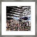 Beaver Fever Framed Print